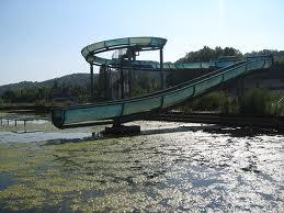 Ton O' Sissys water slide